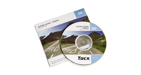 Tacx Real Life Video The Lake District - England DVD